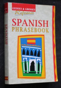 náhled knihy - Reference Spanish phrasebook