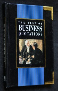 náhled knihy - The best of business quotations