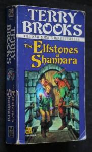 náhled knihy - The elfstones of Shannara