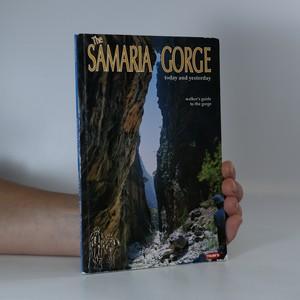 náhled knihy - The Samaria Gorge