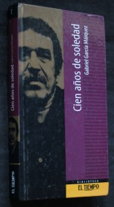 náhled knihy - Cien aňos de soledad