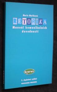 náhled knihy - Rétorika : manuál komunikačních dovedností