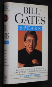 náhled knihy - Bill Gates speaks