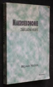 náhled knihy - Makroekonomie : základní kurs