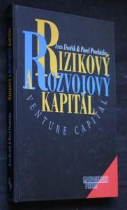 náhled knihy - Rizikový a rozvojový kapitál = Venture capital