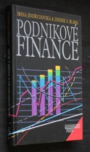 náhled knihy - Podnikové finance
