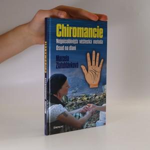 náhled knihy - Chiromancie. Nejpůsobivější věštecká metoda. Osud na dlani
