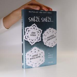náhled knihy - Sněží, sněží... Tři sváteční romance