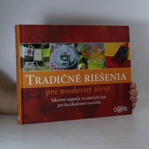 náhled knihy - Tradičné riešenia pre moderný život