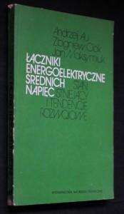 náhled knihy - Łaczniki energoelekryczne średnich napięc