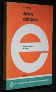 náhled knihy - Aparaty elektryczne