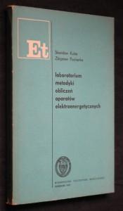 náhled knihy - Laboratorium metodyki obliczeń aparatów elektroenergetycznych
