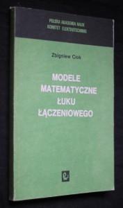 náhled knihy - Modele matematyczne łuku łaczeniowego