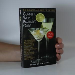 náhled knihy - Complete World Bartender Guide