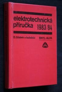náhled knihy - Elektrotechnická příručka 1983/84