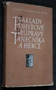 náhled knihy - Základy pohybové průpravy tanečníka a herce
