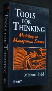 náhled knihy - Tools for thinking: Modelling in management science