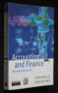 náhled knihy - Accounting and finance for non-specialists