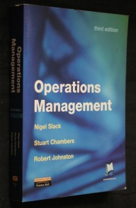 náhled knihy - Operations management