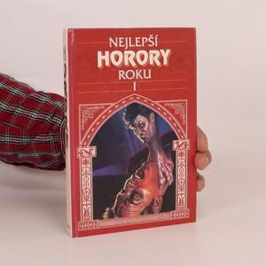 náhled knihy - Nejlepší hororové povídky roku