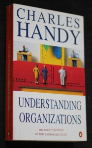 náhled knihy - Understanding organizations