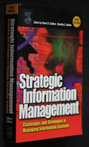 náhled knihy - Strategic information management, challenges and strategies in managing information systems