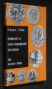 náhled knihy - Sedmdesát let České numismatické společnosti