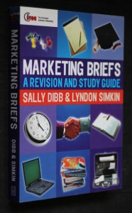 náhled knihy - Marketing briefs a revision and study guide
