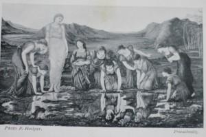 antikvární kniha Burne-Jones , neuveden