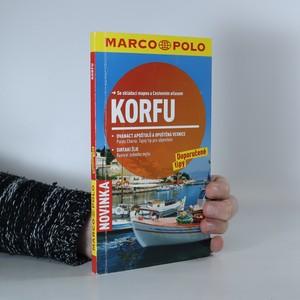 náhled knihy - Korfu : doporučené tipy : [se skládací mapou a cestovním atlasem]