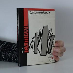 náhled knihy - Jak se kreslí nula