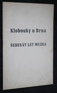 náhled knihy - Klobouky u Brna, šedesát let muzea