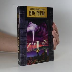 náhled knihy - Rudý prorok