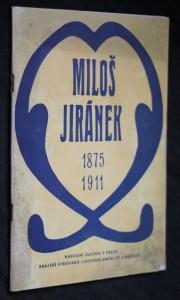 náhled knihy - Miloš Jiránek 1875-1911