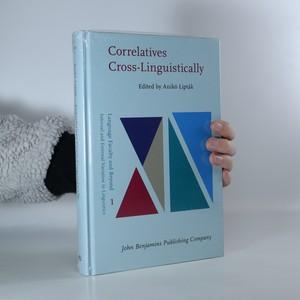 náhled knihy - Correlatives Cross-Linguistically