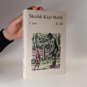 náhled knihy - Školák Kája Mařík II. díl