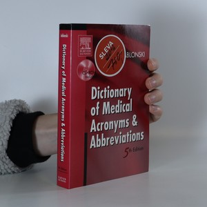 náhled knihy - Dictionary of medical acronyms & abbreviations