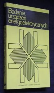 náhled knihy - Badanie urzadzeń energoelektrycznych