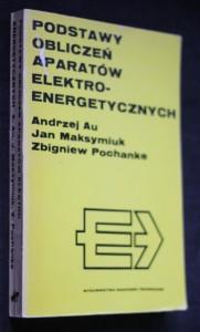 náhled knihy - Podstawy obliczeń aparatów elektro-energetycznych