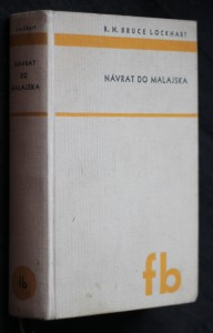 náhled knihy - Návrat do Malajska