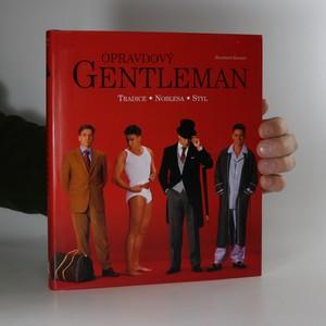 náhled knihy - Opravdový gentleman. Tradice, noblesa, styl