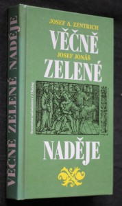 náhled knihy - Věčně zelené naděje