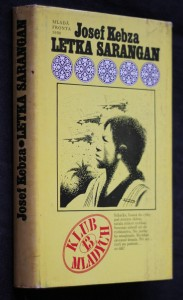 náhled knihy - Letka Sarangan