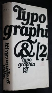 náhled knihy - Typographia. 2, Fotosazba
