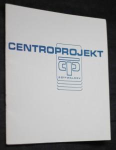 náhled knihy - Centroprojekt Gottwaldov