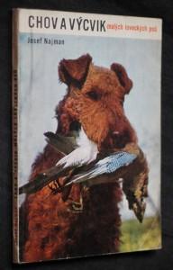 náhled knihy - Chov a výcvik malých loveckých psů