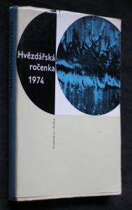 náhled knihy - Hvězdářská ročenka 1974