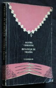 náhled knihy - Oznamuje se vražda...