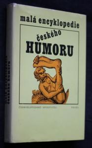 náhled knihy - Malá encyklopedie českého humoru