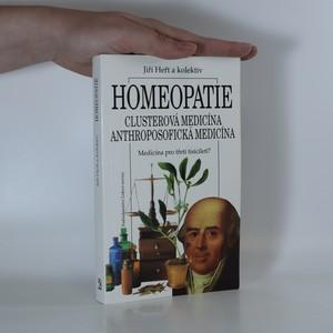 náhled knihy - Homeopatie. Clusterová medicína, anthroposofická medicína